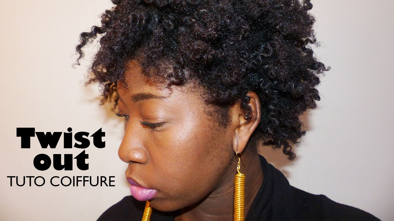 tuto coiffure i twist out sur cheveux tir s youtube. Black Bedroom Furniture Sets. Home Design Ideas