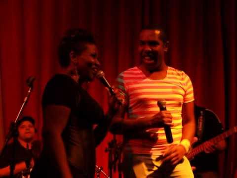 Na Rua Na Chuva Na fazenda - Vanessa Jackson feat Marcio Costta  On Bar Brahma
