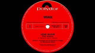 Visage - Love Glove (Full Version) 1984