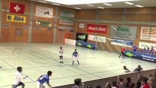 TuS Traunreut U12 Hallenmasters 2015 Spiel 11: FC Chelsea London-FC Schalke 04 0:5