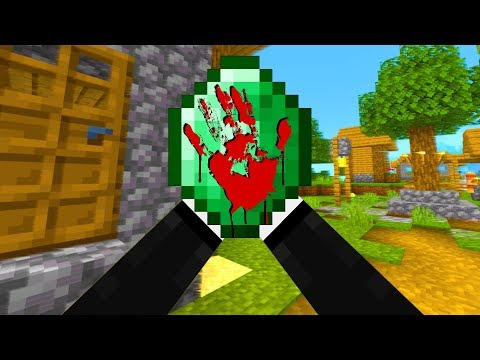 Never pick up these EMERALDS in Minecraft!