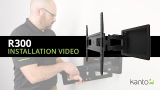 R500 TV Mount Installation Guide | Kanto Mounts