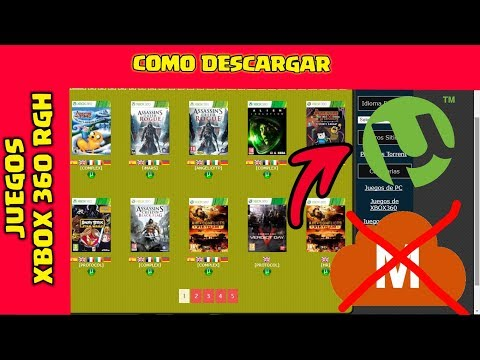 Paginas Para Descargar Juegos Xbox 360 Rgh Torrent Worldnews