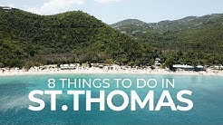 TOP 8 Cruise Excursions in ST. THOMAS You WON'T BELIEVE EXIST!