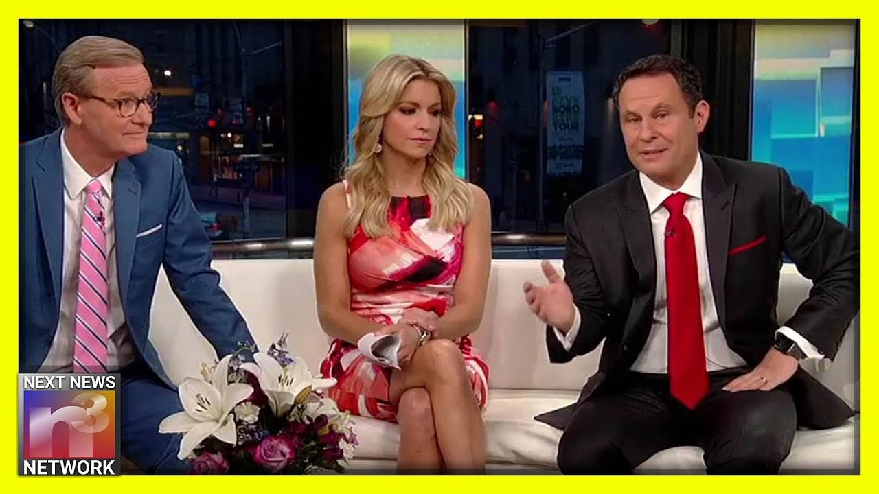 "Fox Host Brian Kilmeade Takes Heat From ANGRY Libs for Using the Word ""Invasion"""