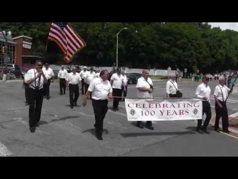 Memorial Day Parade in Glen Cove, NY 2016