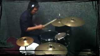 cha chubank - Kera Sakti Drum Cover