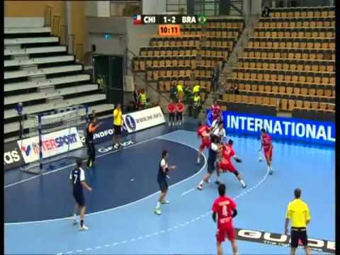 Selección Chilena Handball