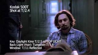 Kodak Film Test: 500T and 50D  (Super16)