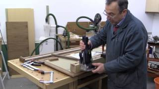 Pedestal Desk - Making The Top