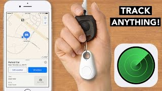 $10 Lost and Found GPS Tracking Tag ▴ iPhone & Android!