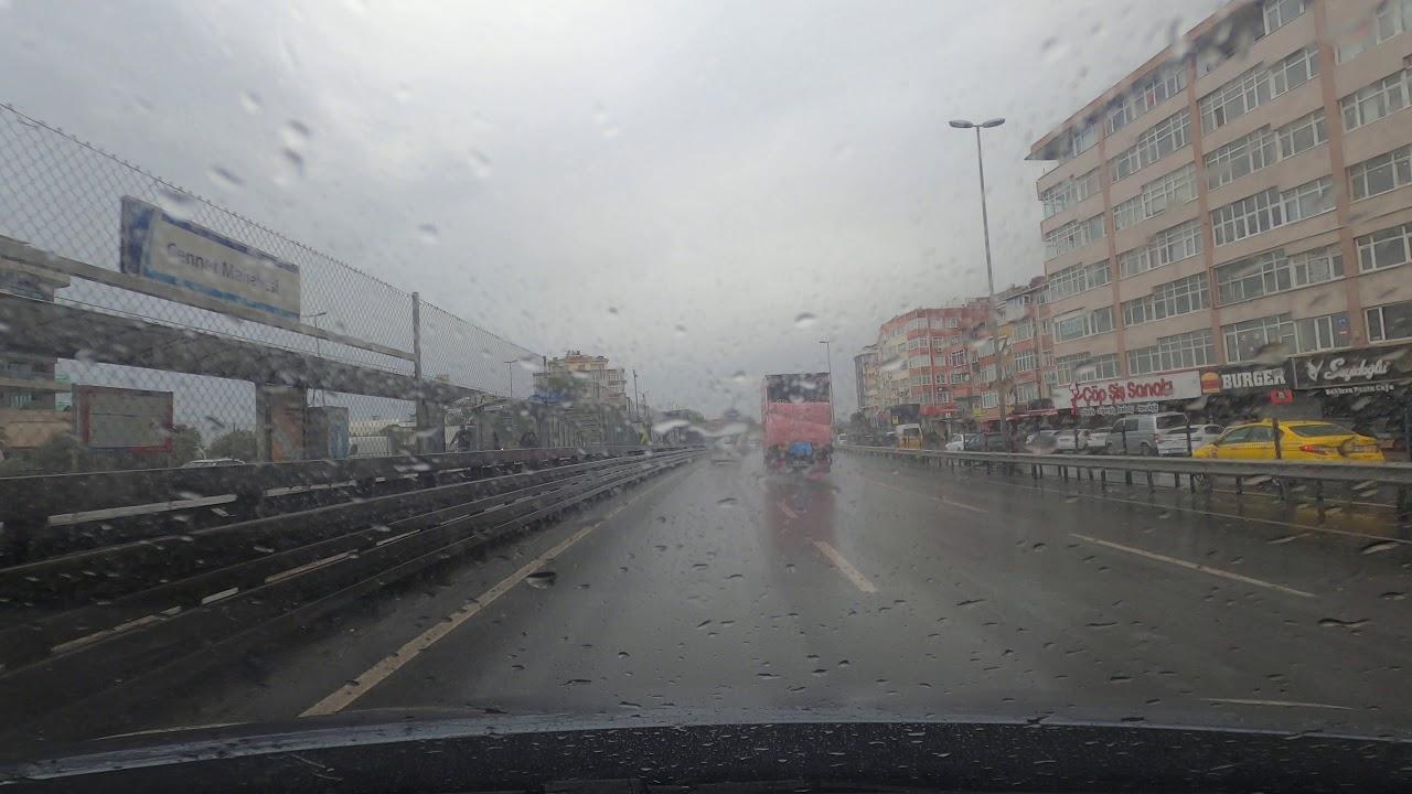 Istanbul in Rain | istanbul Road trip