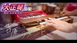 【大正琴】10日間練習してボカロ曲や東方他4曲弾けるようになりました。【大正琴日記】