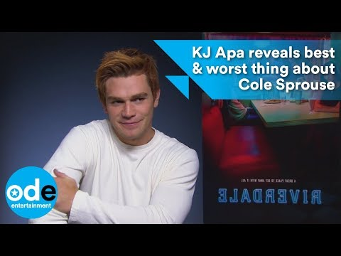 Riverdale: KJ Apa reveals best & worst thing about Cole Sprouse