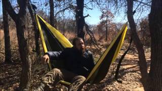 GearRat Outdoors: 3 ways to hang- featuring the Modern Nomad Hammock