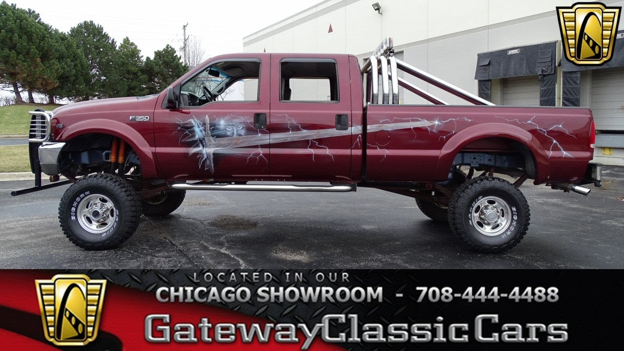 1999 ford f350 super duty gateway classic cars chicago 1183