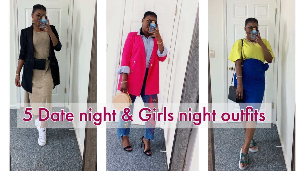 Summer Time Fine : 5 Date Night and Girls Night Outfits For the Summer Night 2