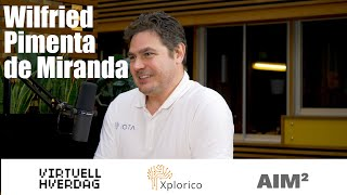 Virtuell Hverdag #34 - Wilfried Pimenta de Miranda @ AIM2NORTH 2019 - IOTA (English)