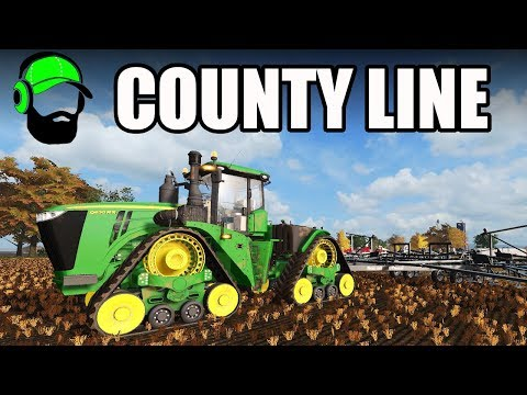 Farming Simulator 17 - County Line - Working Through Winter