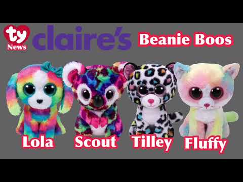 Ty News Friday (Ep. 05) ~ Codys Beanie Boos