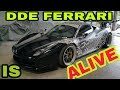 First test drive on Daily Driven Exotics Ferrari 458 GT