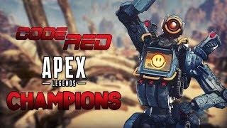CODE RED 20K CHAMPIONS! Ft Dizzy & KingRichard