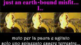 LEARNING TO FLY - Pink Floyd - ( con testo e traduzione ) -