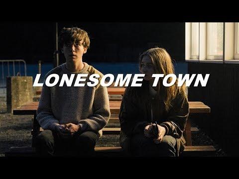 ricky nelson - lonesome town (lyrics)