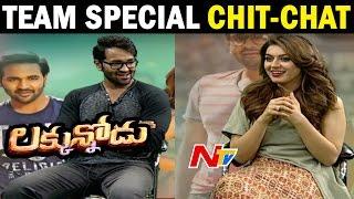 Special Chit Chat With Luckunnodu  Movie Team || Manchu Vishnu,Hansika Motwani || NTV