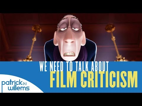 We Need to Talk About Film Criticism