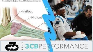 Cam Newton's left midfoot sprain: The injury, return timeline, and season impact