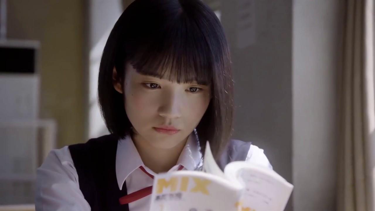 【HD】AKB48 矢作萌夏 CM「あだち充/MIX」
