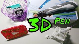 3D pen / dibujando en el aire