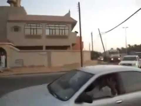 مسيرة الزحف على جحافل القذافي ودان waddan