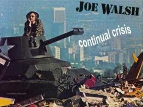 Joe Walsh - Life Of Illusion