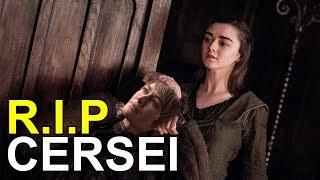 Arya Will Kill Cersei! Melisandre