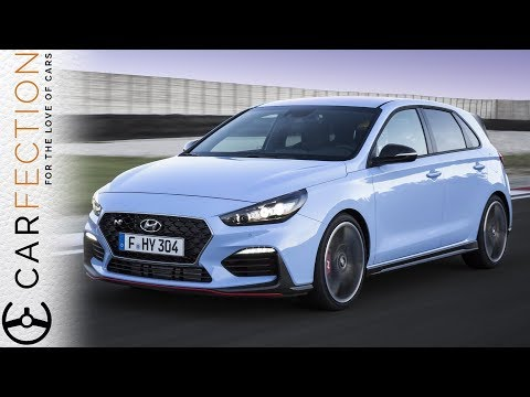 Hyundai i30 N The New Hot Hatch Contender Carfection