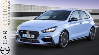 Hyundai i30 N The New Hot Hatch Contender Carfection смотреть