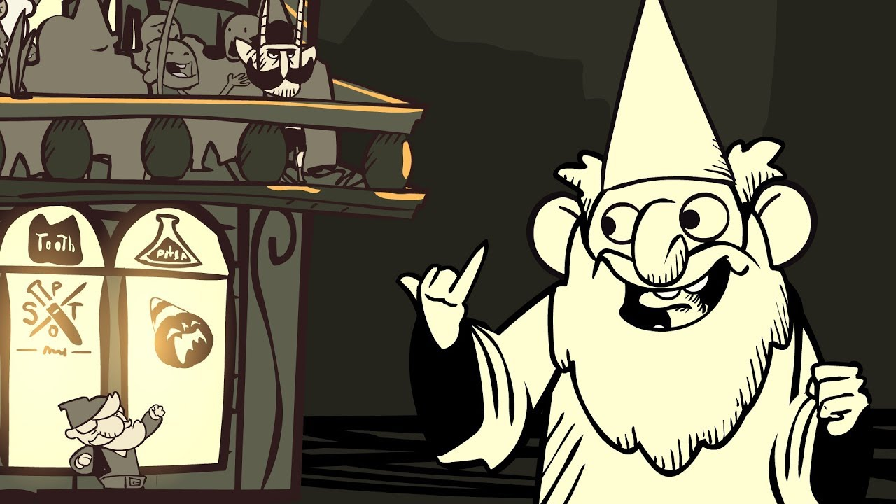 (animated) 5E D&D a great utility spell!