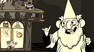 (animierte) 5E D&D zu einem großen utility-Zauber!