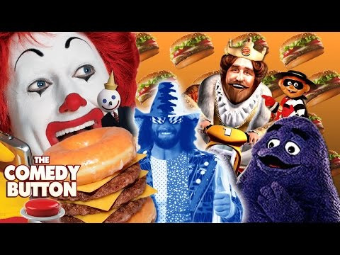 The Comedy Button - Episode 153 on Video!