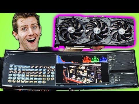 How To Edit 8K Video - Threadripper + Ultrawide