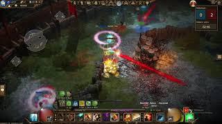 Drakensang  Online - OptimusPrime  3vs3  Fast win