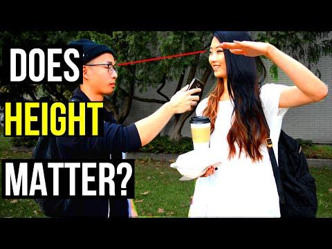 DOES HEIGHT MATTER  TO GIRLS? GIRLS ON DATING SHORTER GUYS OR SHORT GUYS