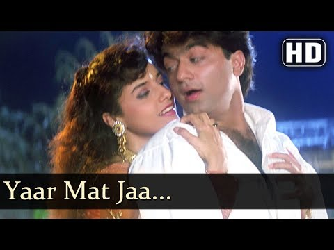 Yaar Mat Jaa (HD) - Aazmayish Songs - Anjali Jathar - Rohit Kumar - Bollywood Songs