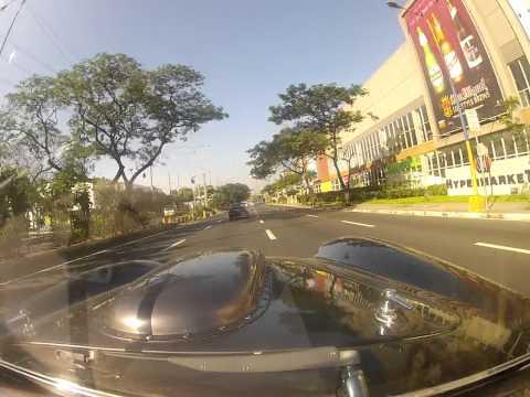 Sunday Drive in Manila