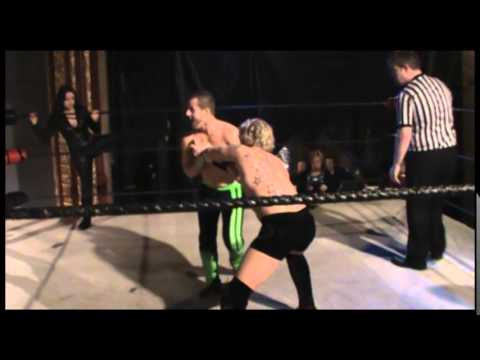 New Frontiers(2015) Match 3-Intergender 6 Man Tag
