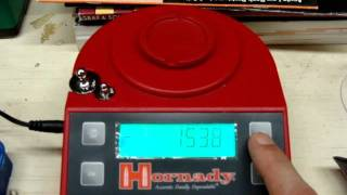 Hornady lock n load bench scale