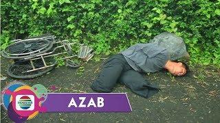 AZAB - Jenazah Pengemis Jutawan Diantar dengan Gerobak dan Kuburannya Mengecil