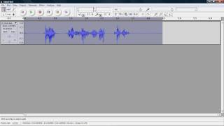 How To Make Any Audio File Sound Robotic